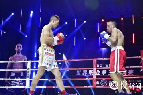 拳击教练-周瑞东