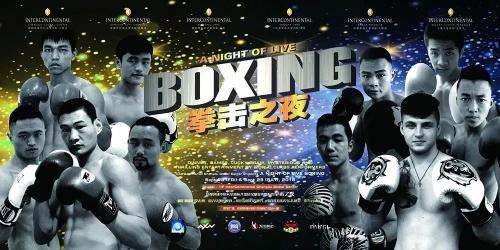 重庆职业拳击