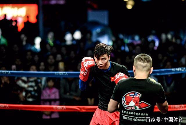拳力至尚职业拳手
