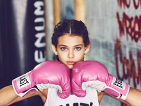 青少年拳击