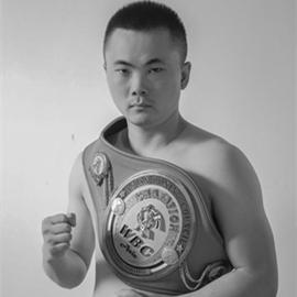 拳击教练:范金荣