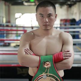 拳击教练-陈宇